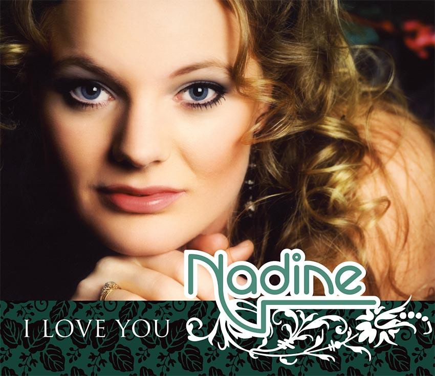 NADINE - I LOVE YOU - SINGLE