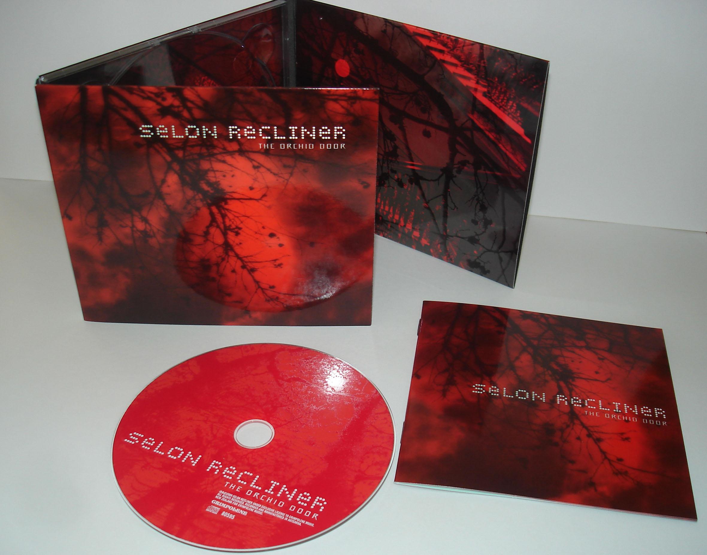 SELON RECLINER - THE ORCHID DOOR - ALBUM