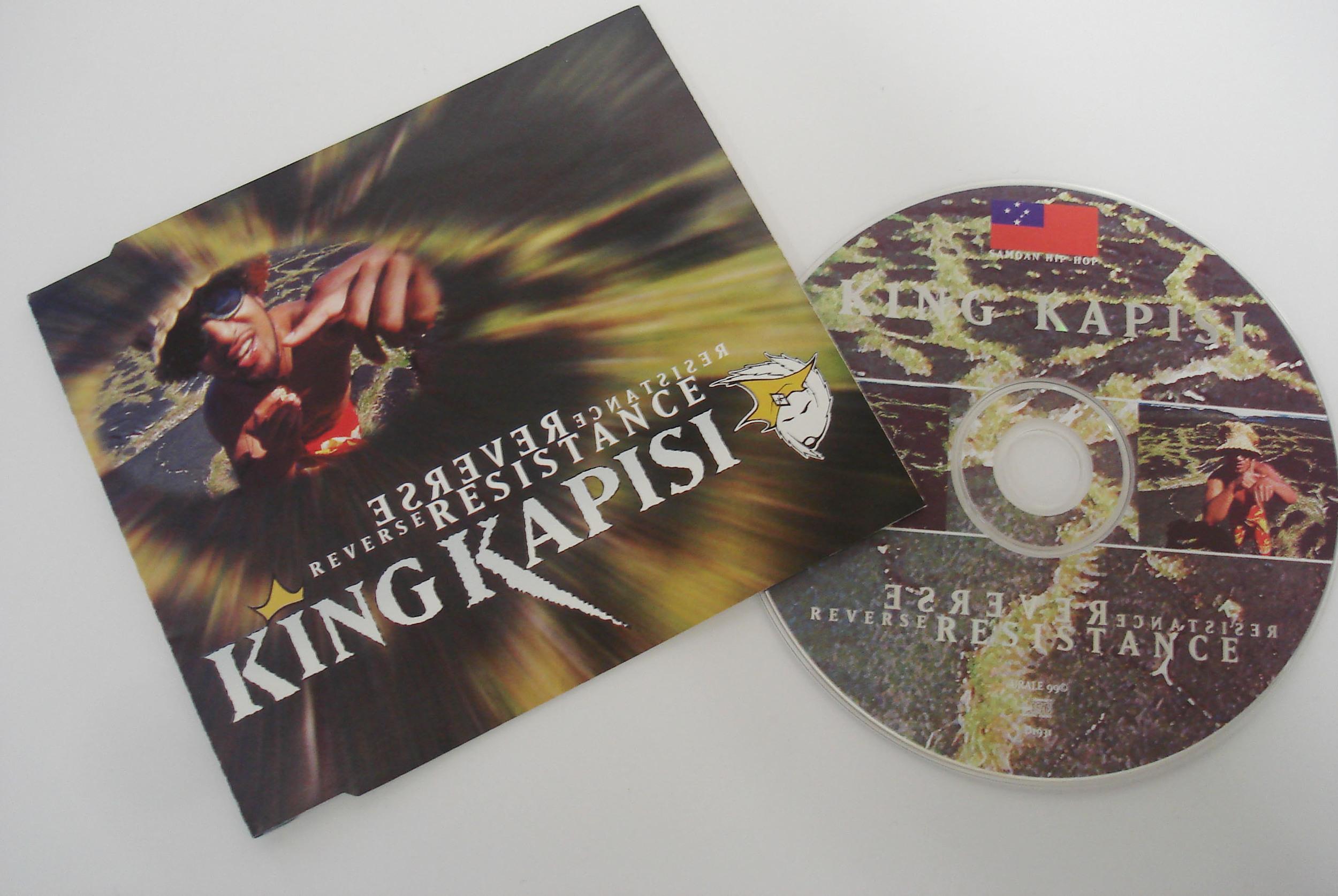 KING KAPISI - REVERSE RESISTANCE - SINGLE