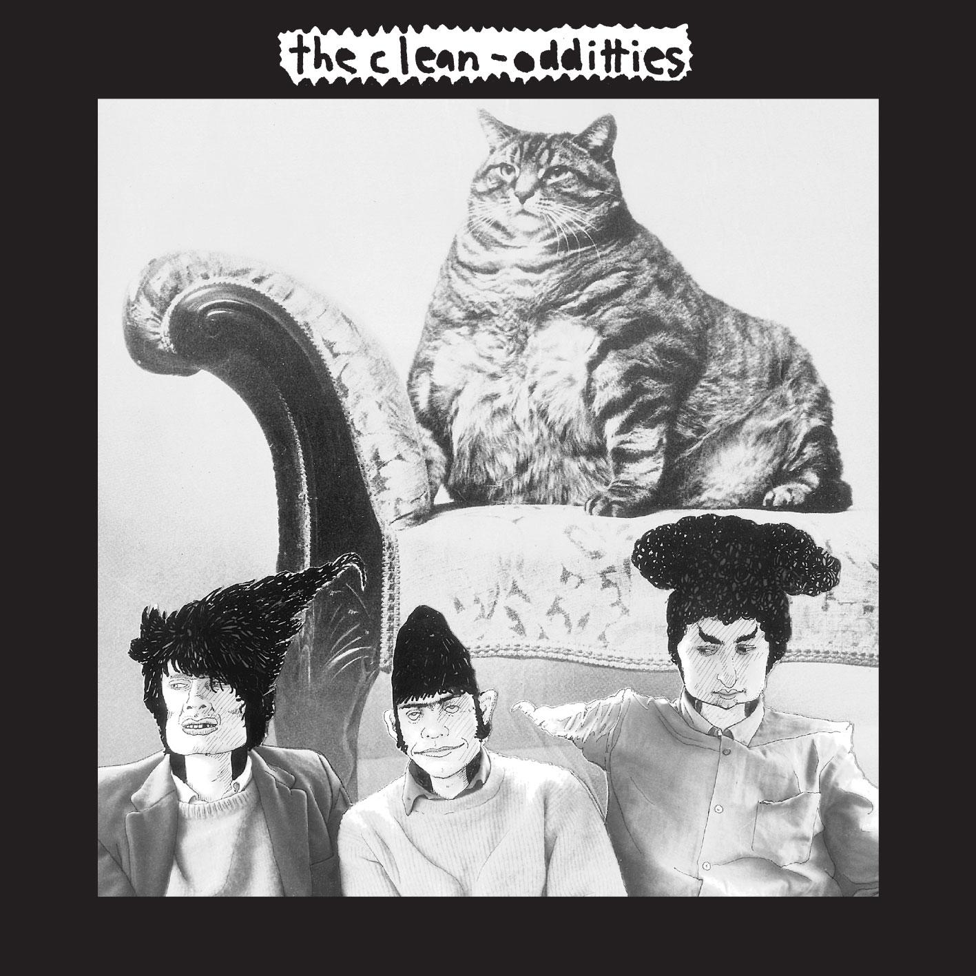The Clean - Oddities - Album