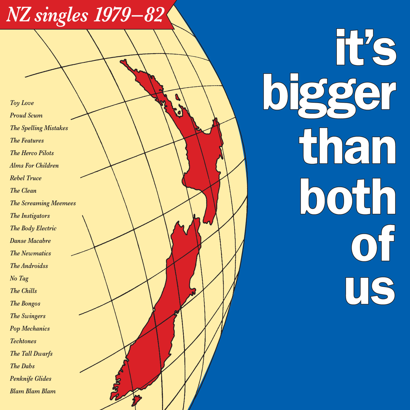 Various Artists - It's Bigger Than Both Of Us - Compilation