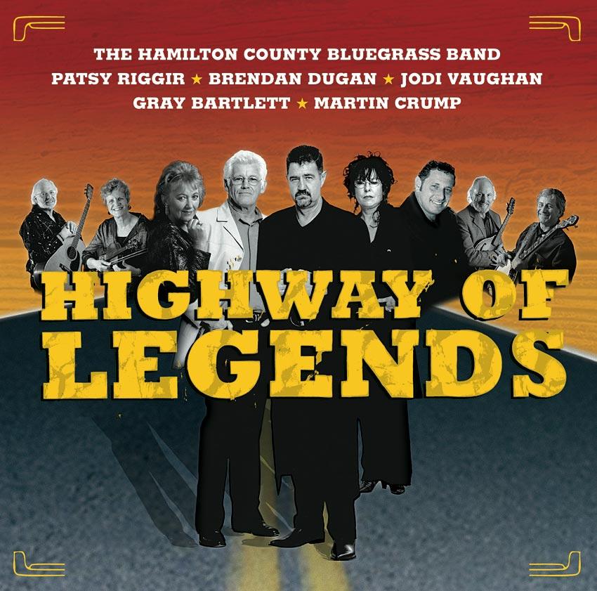 HIGHWAY OF LEGENDS - ALBUM