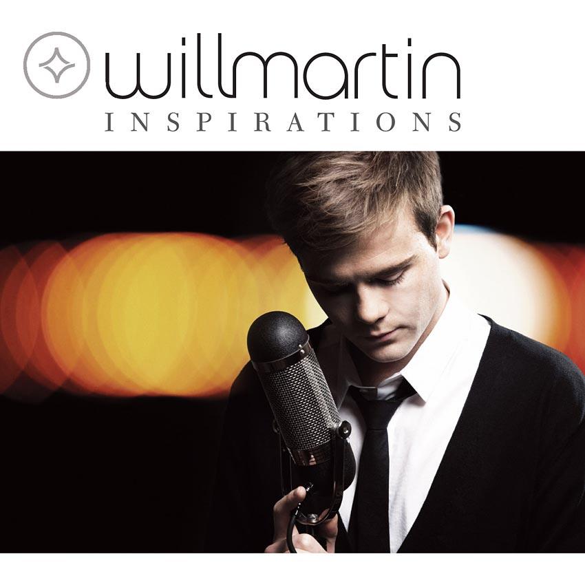 WILL MARTIN - INSPIRATIONS - ALBUM