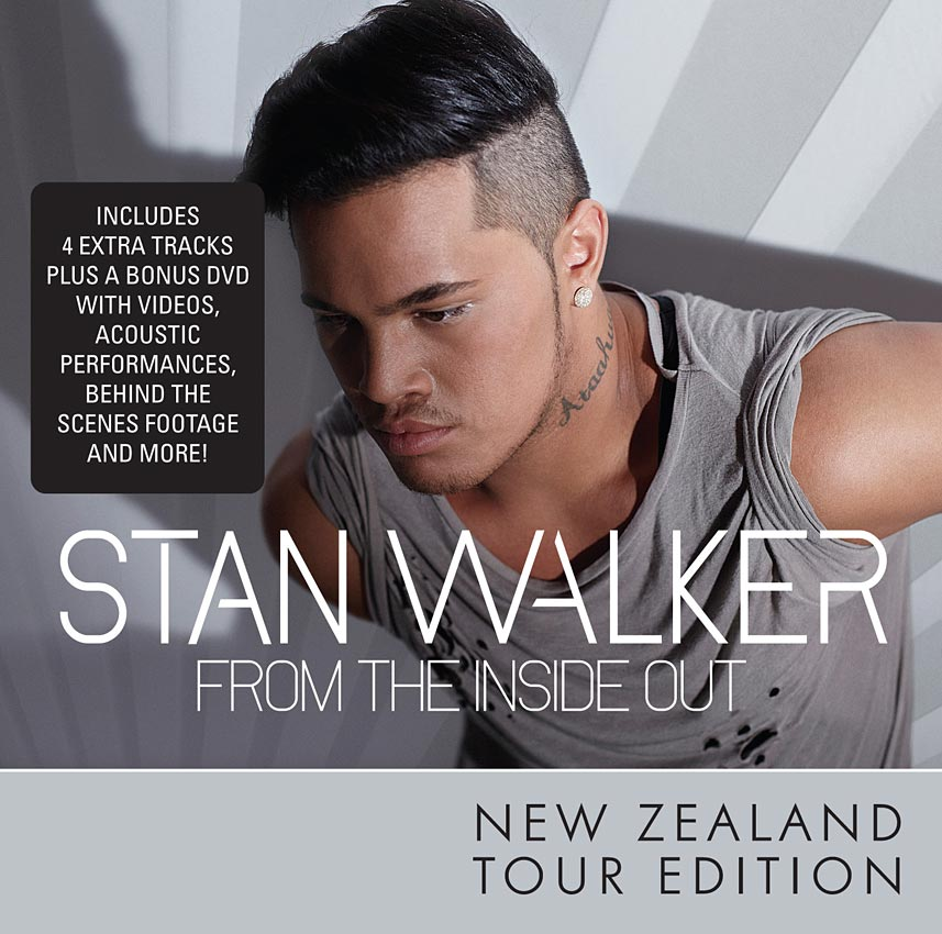 STAN WALKER - FROM THE INSIDE OUT NZ TOUR EDITION - ALBUM