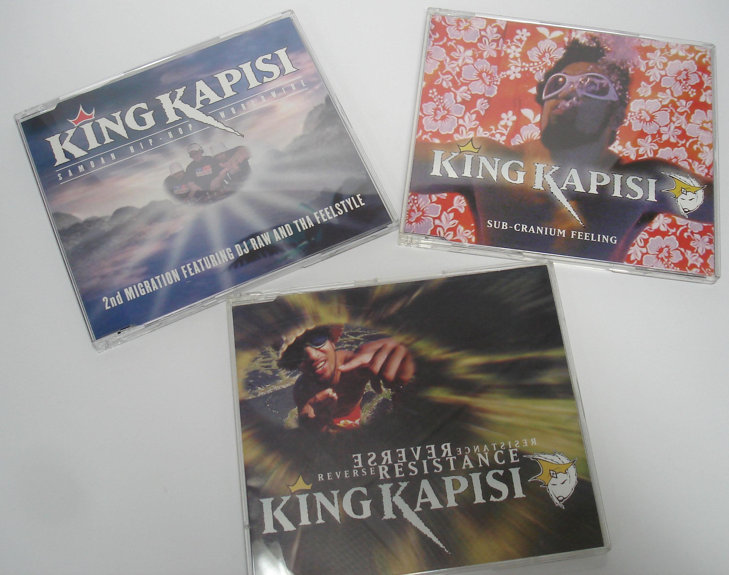 KING KAPISI - SINGLES