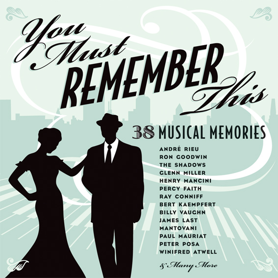 VARIOUS ARTISTS - YOU MUST REMEMBER THIS