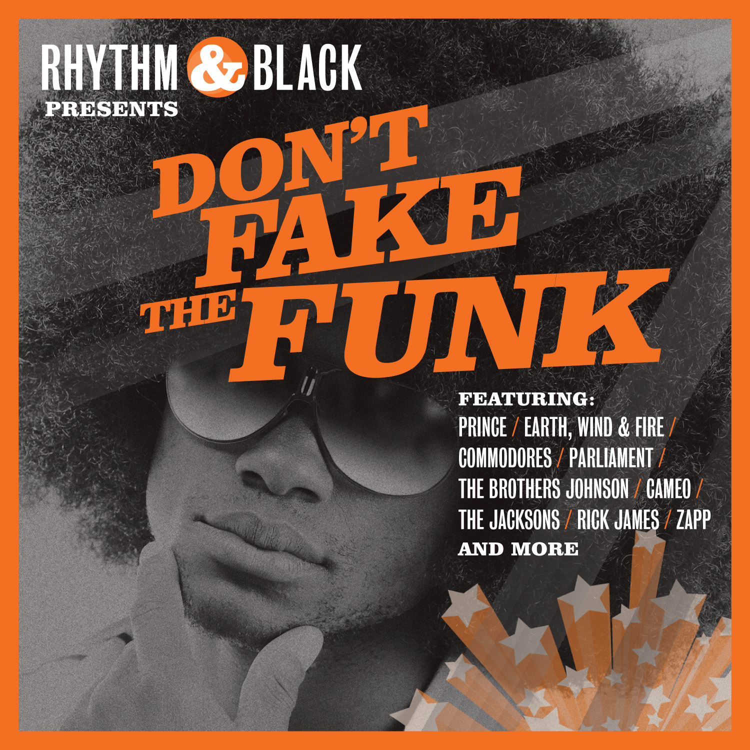 VARIOUS ARTISTS - DON'T FAKE THE FUNK
