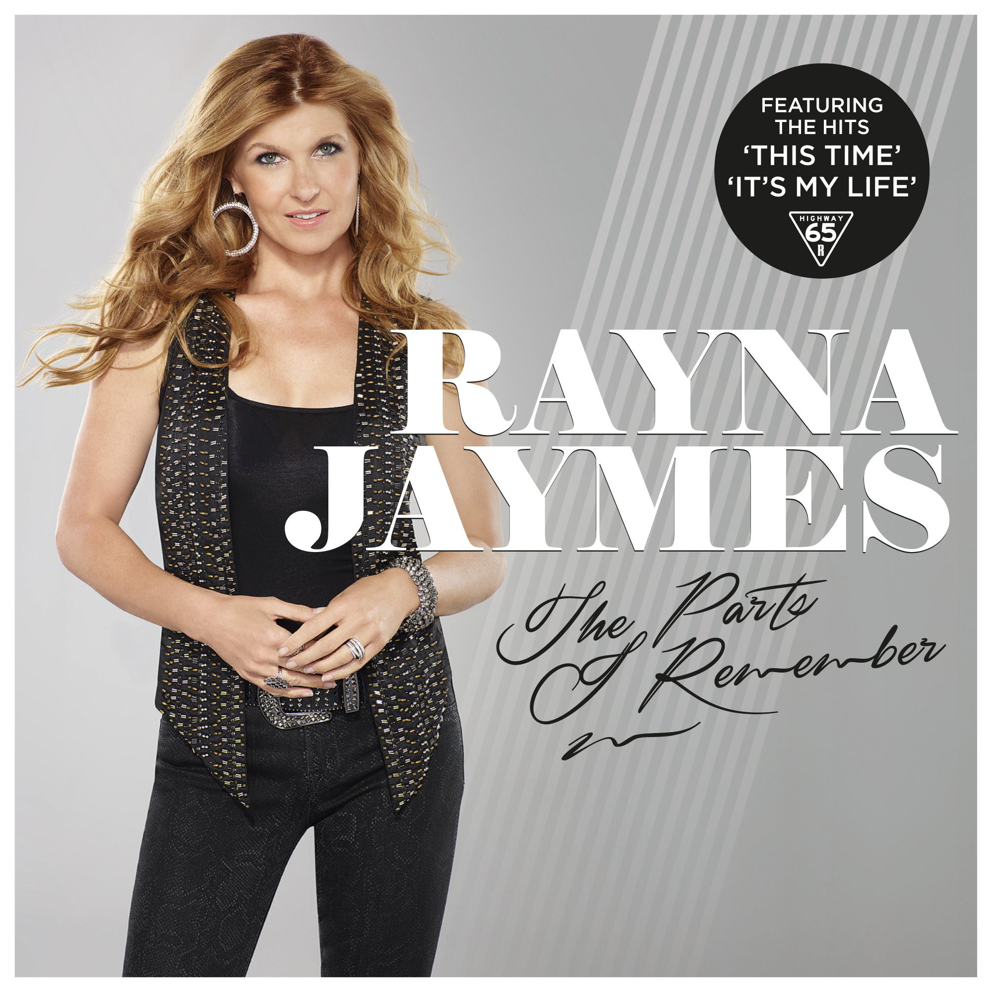 RAYNA JAMES - THE THINGS I REMEMBER
