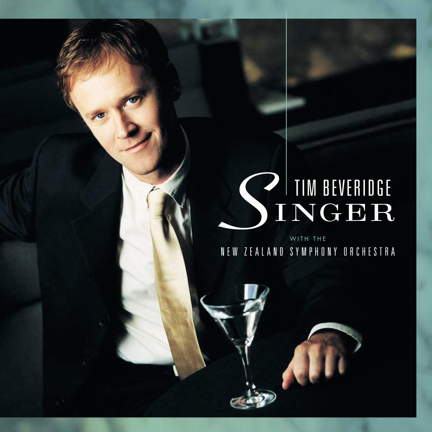 TIM BEVERIDGE – SINGER