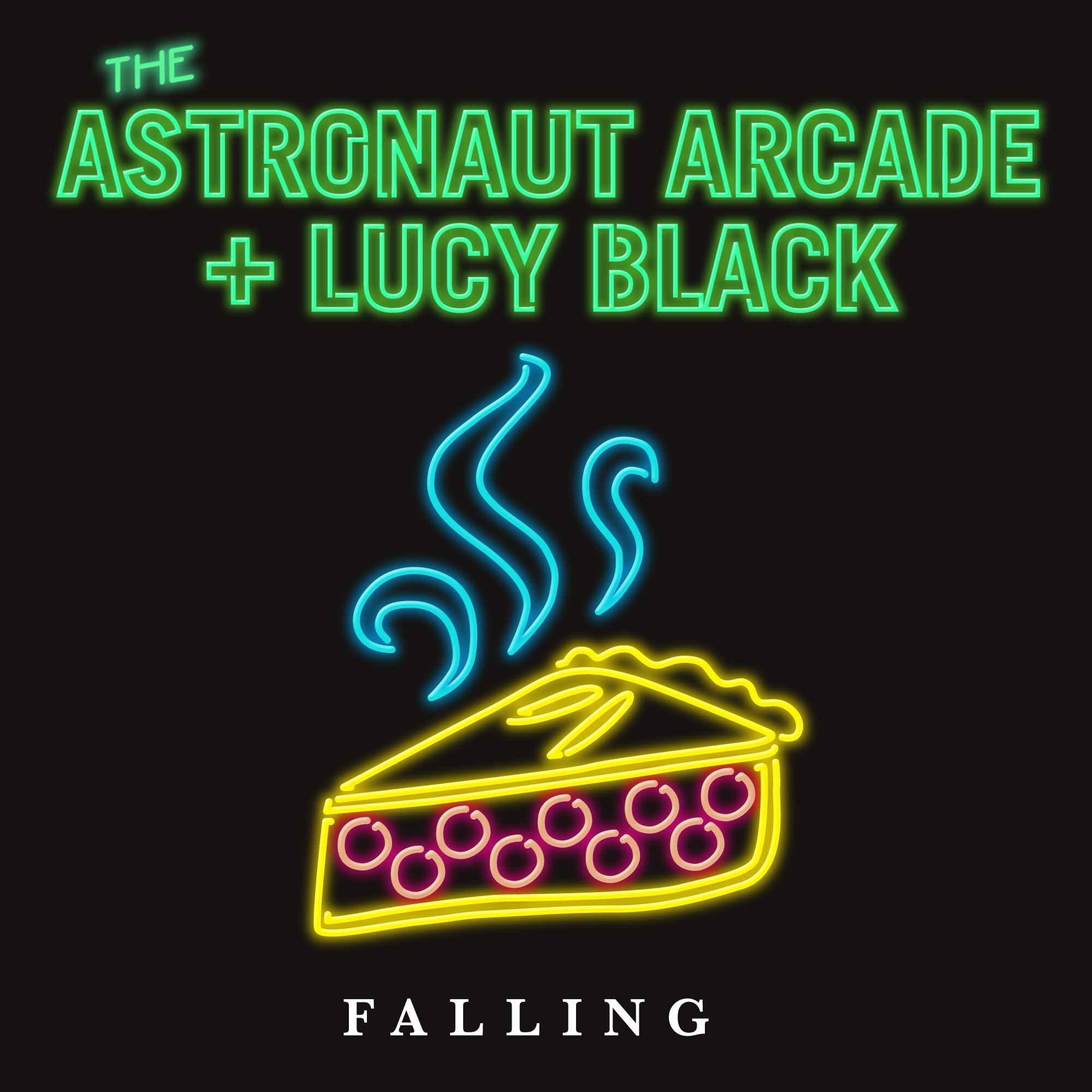 The Astronaut Arcade feat. Lucy Black - Falling