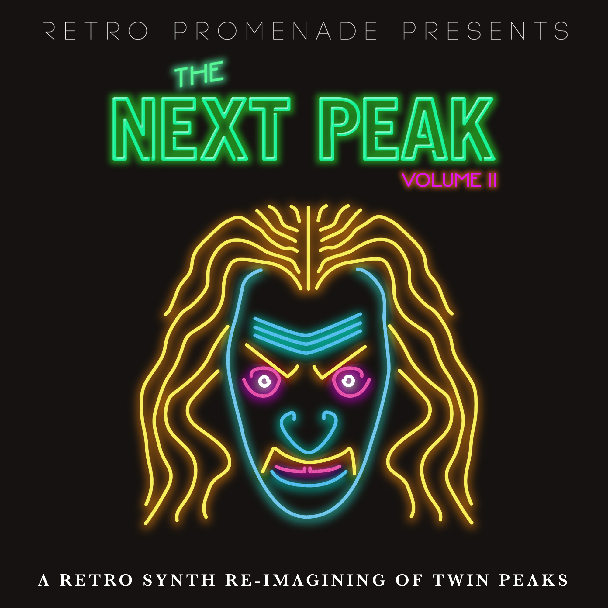 Various Artists - The Next Peak Vol. II Compilation