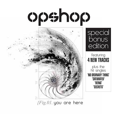 OpShop - You Are Here