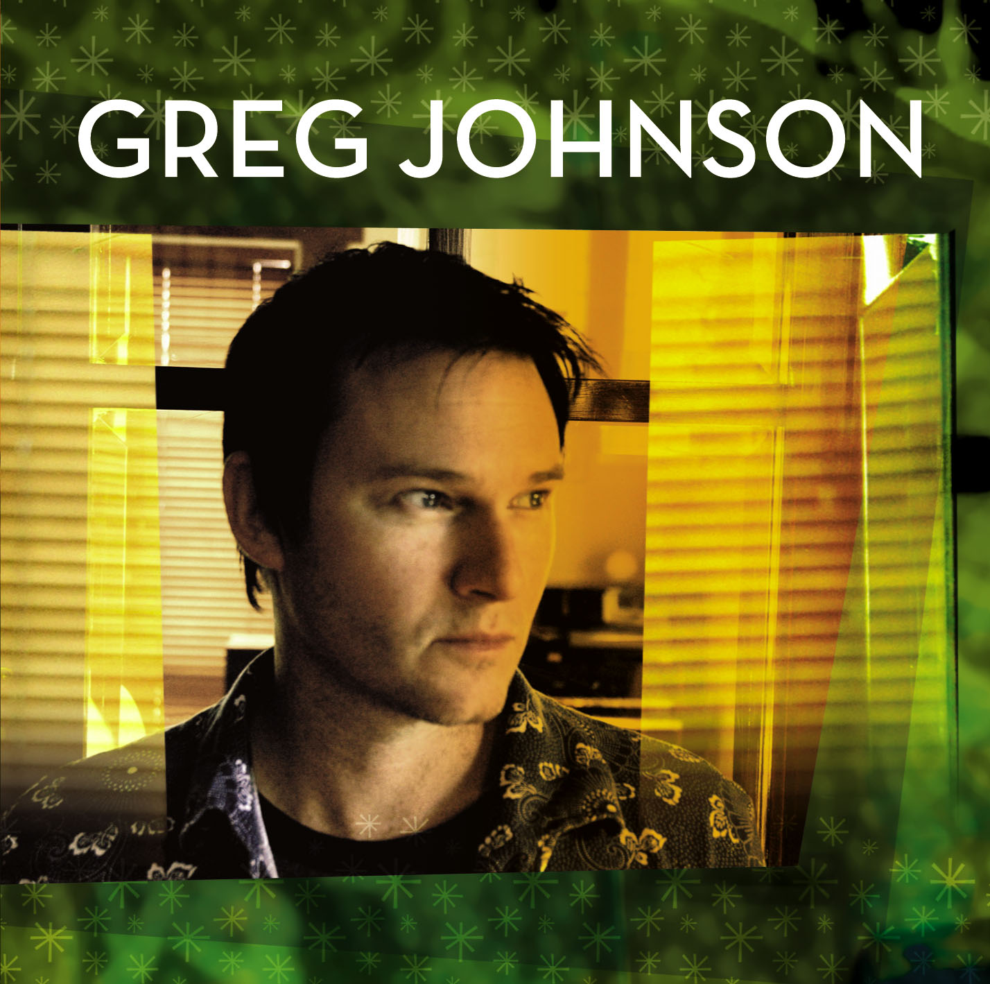 Greg Johnson - Here Comes The Caviar