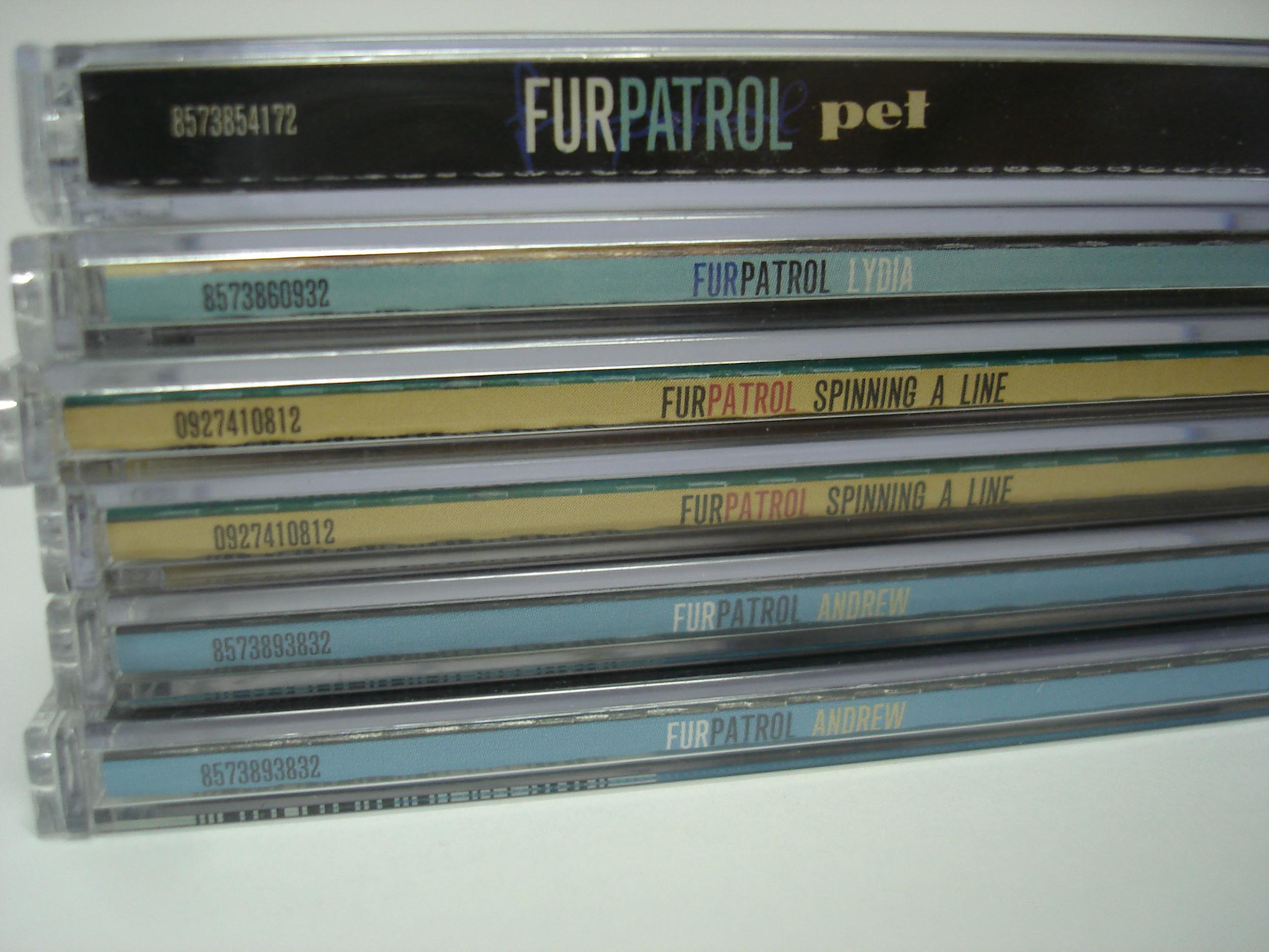 FUR PATROL - ALBUMS AND SINGLES