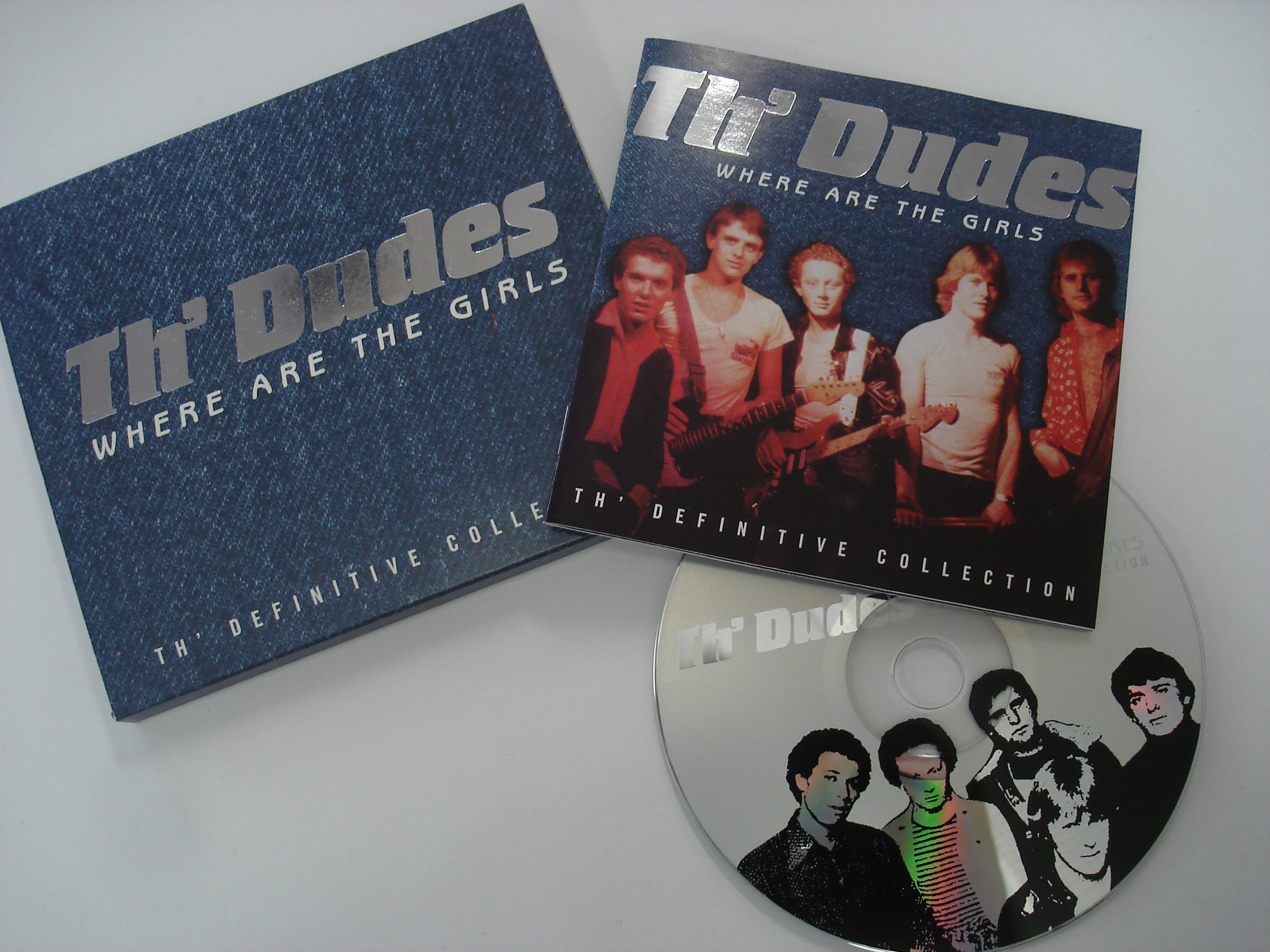 TH' DUDES - WHERE ARE THE GIRLS - COMPILATION
