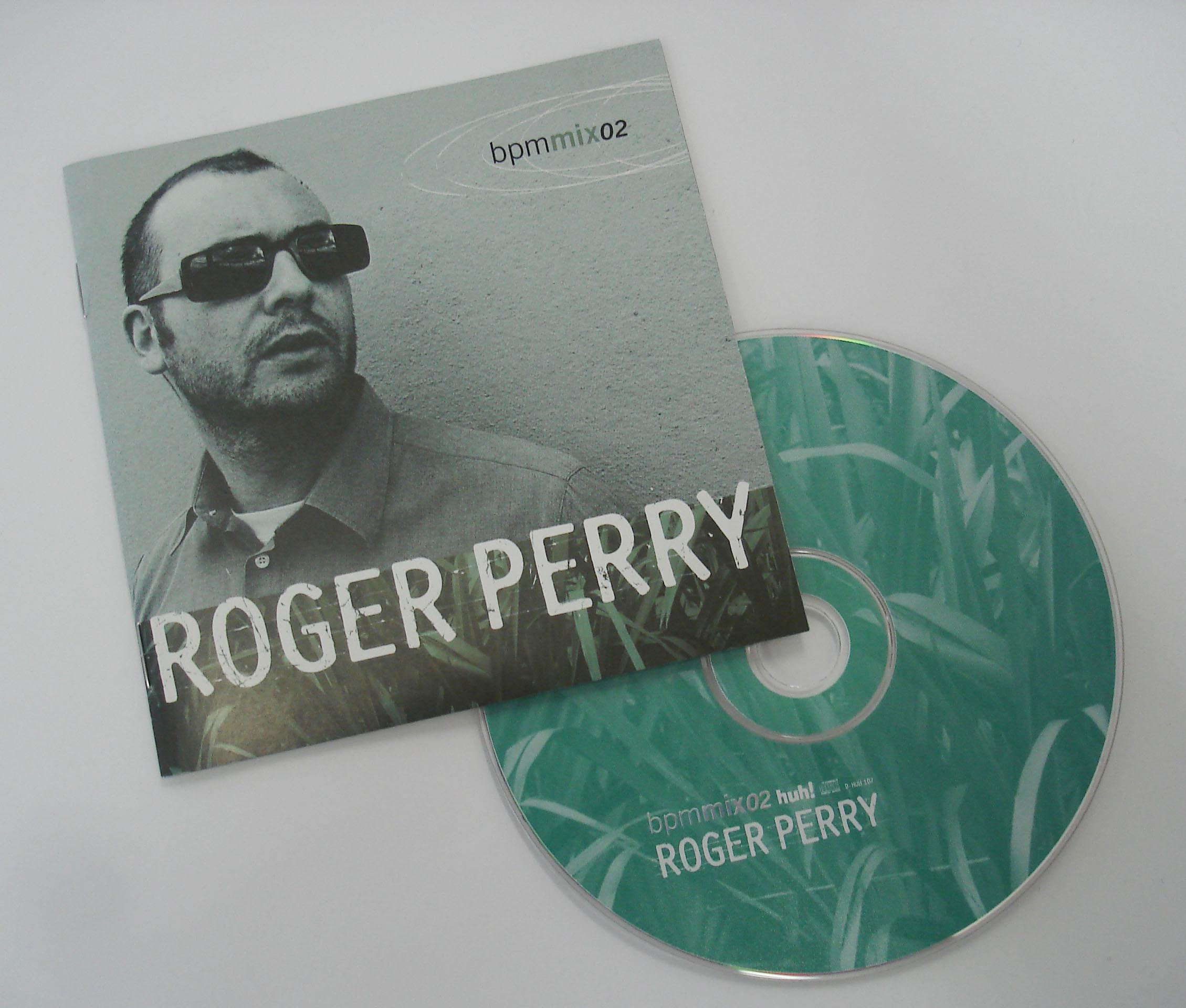 ROGER PERRY - BPM MIX 02 - ALBUM