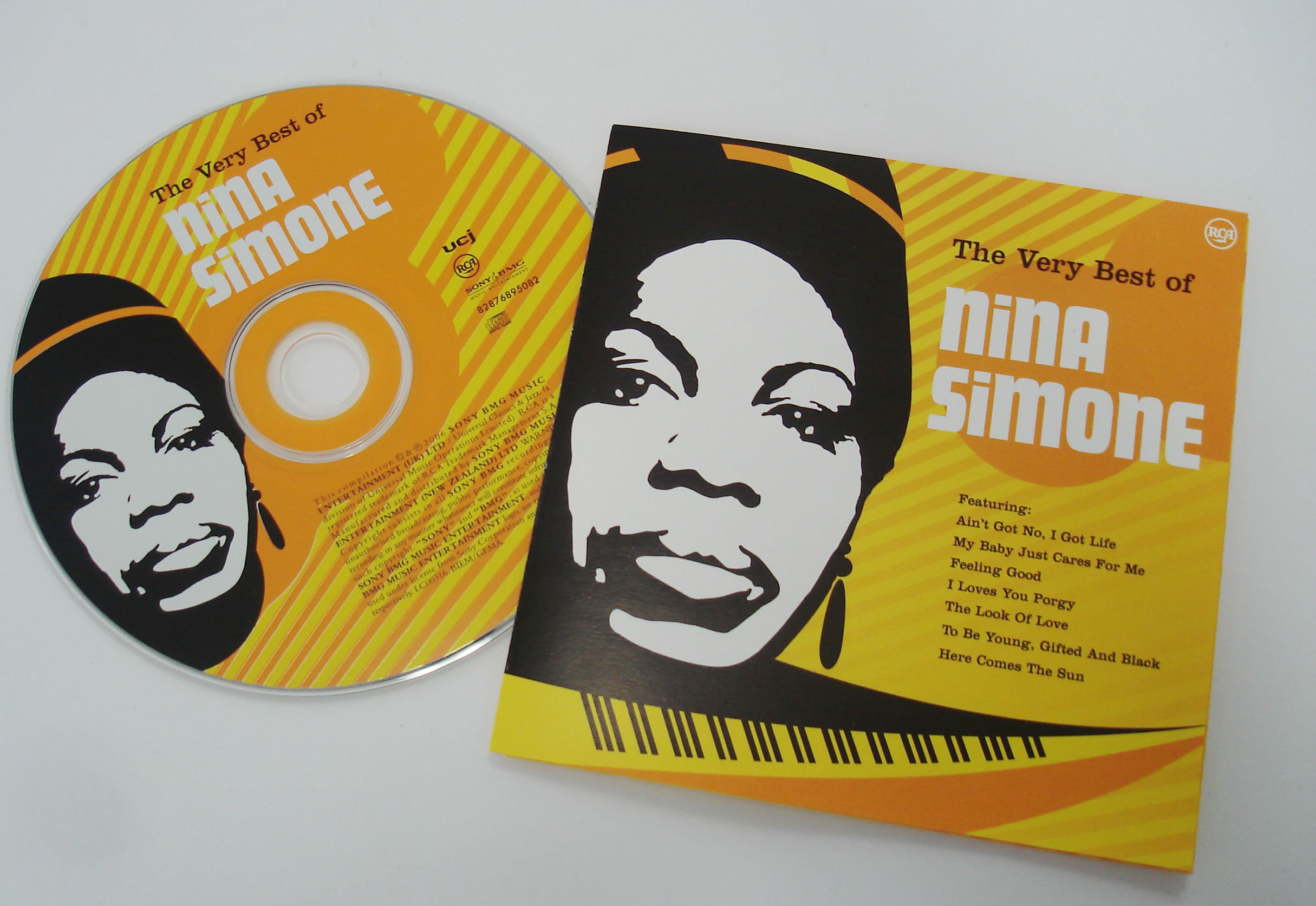 NINA SIMONE - THE VERY BEST OF - COMPILATION