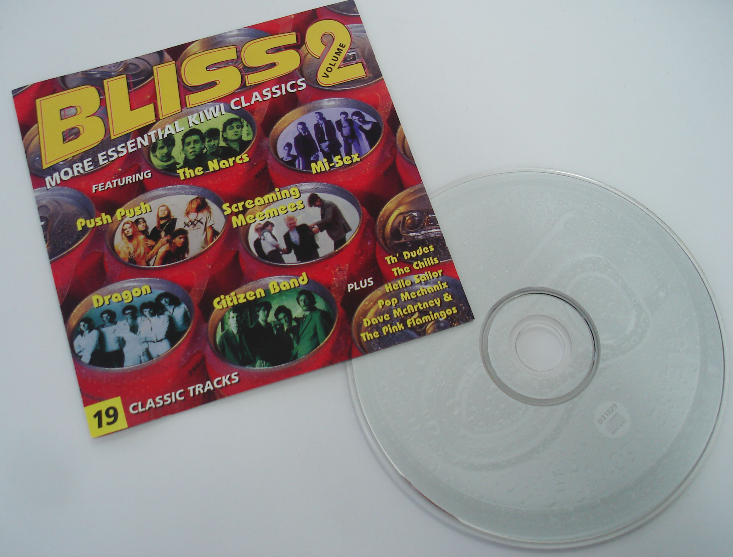 VARIOUS ARTISTS - BLISS 2: MORE ESSENTIAL KIWI CLASSICS - COMPILATION