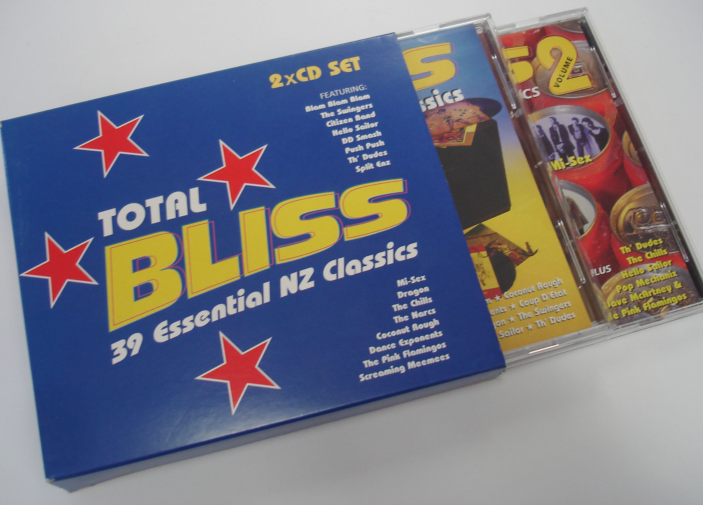 VARIOUS ARTISTS - BLISS BOX SET