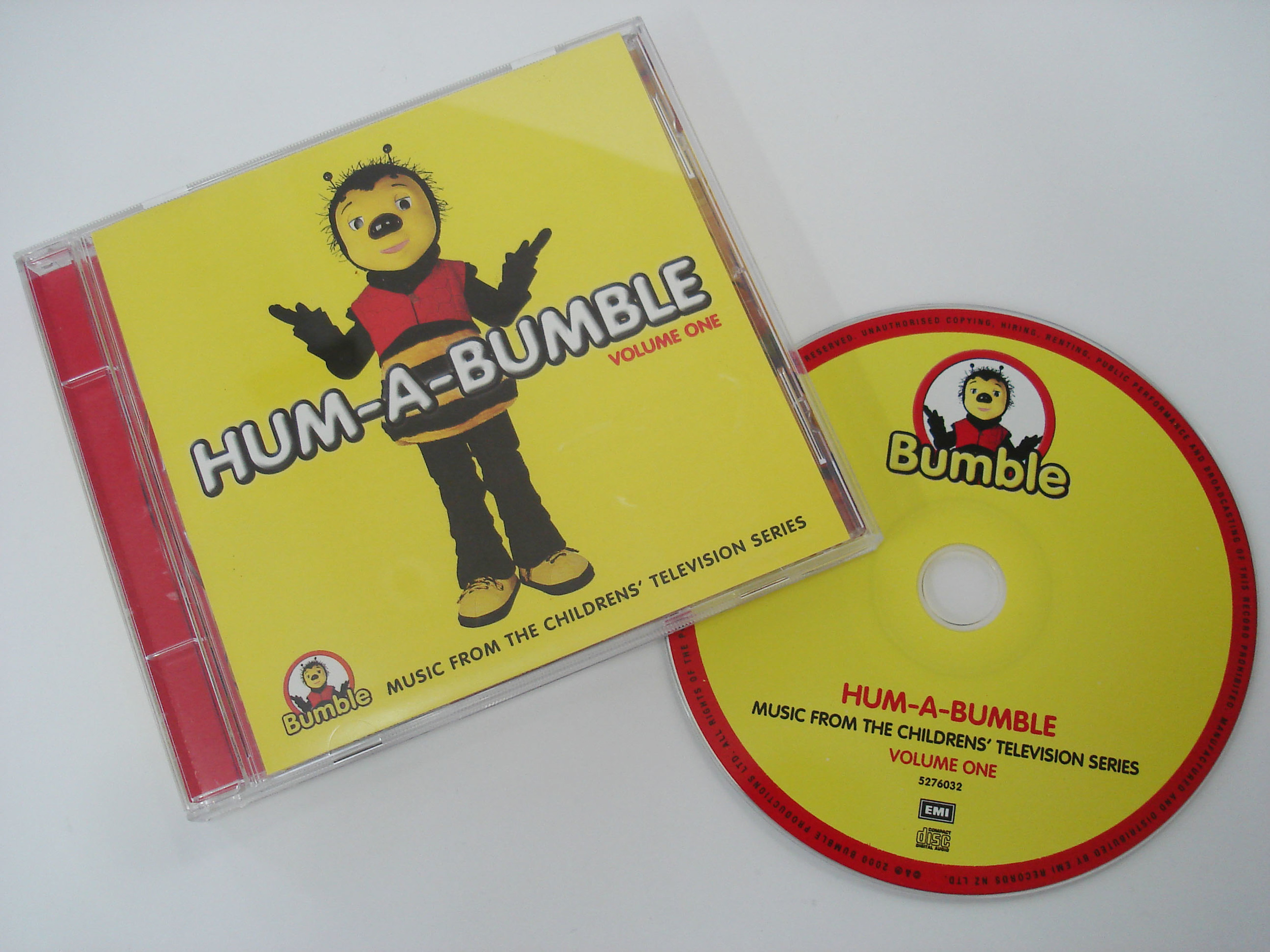 HUM-A-BUMBLE - VOLUME ONE
