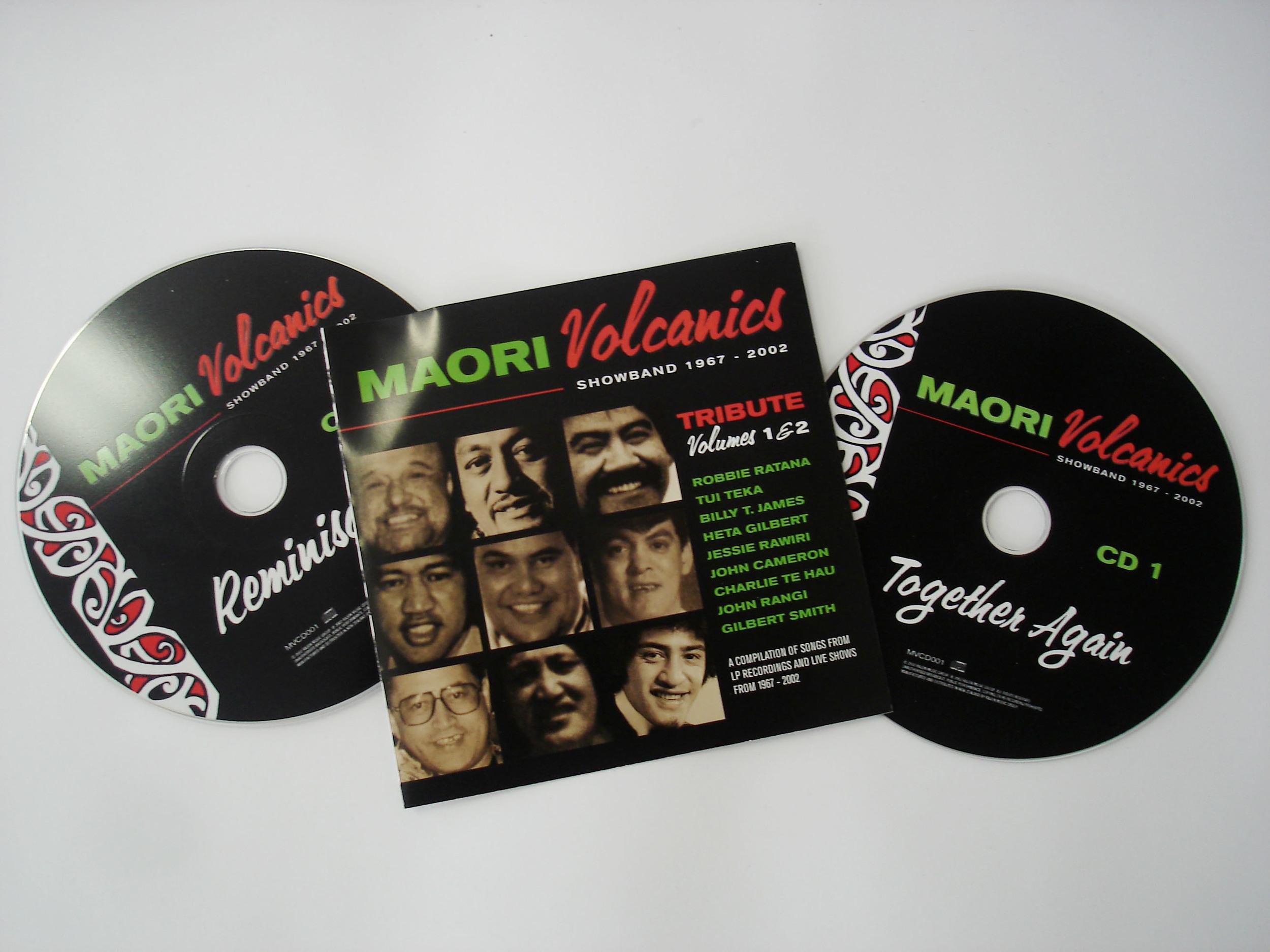 MAORI VOLCANICS