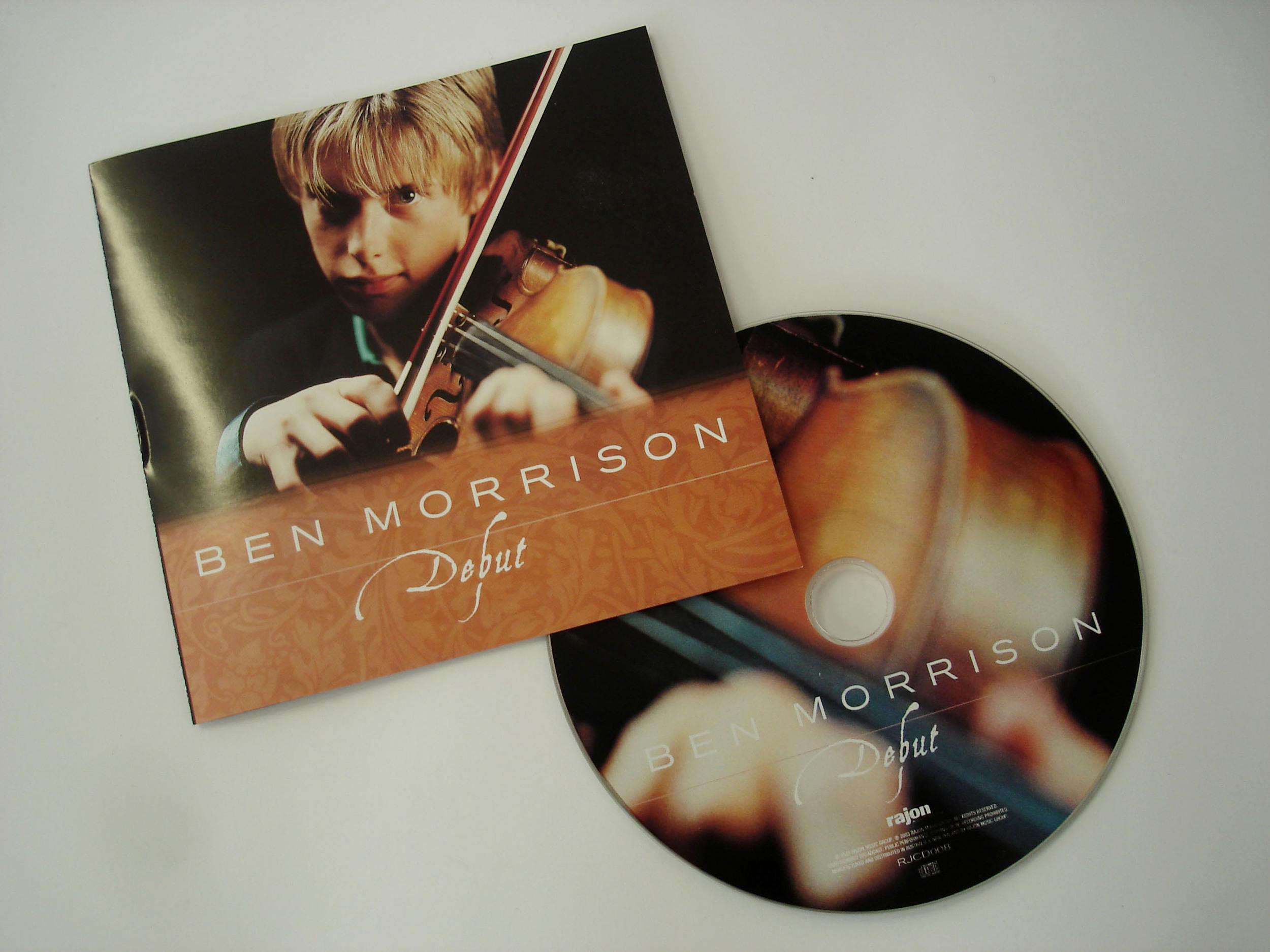 BEN MORRISON - DEBUT