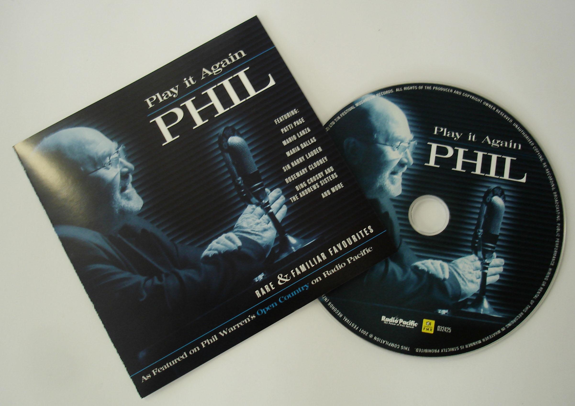PLAY IT AGAIN PHIL