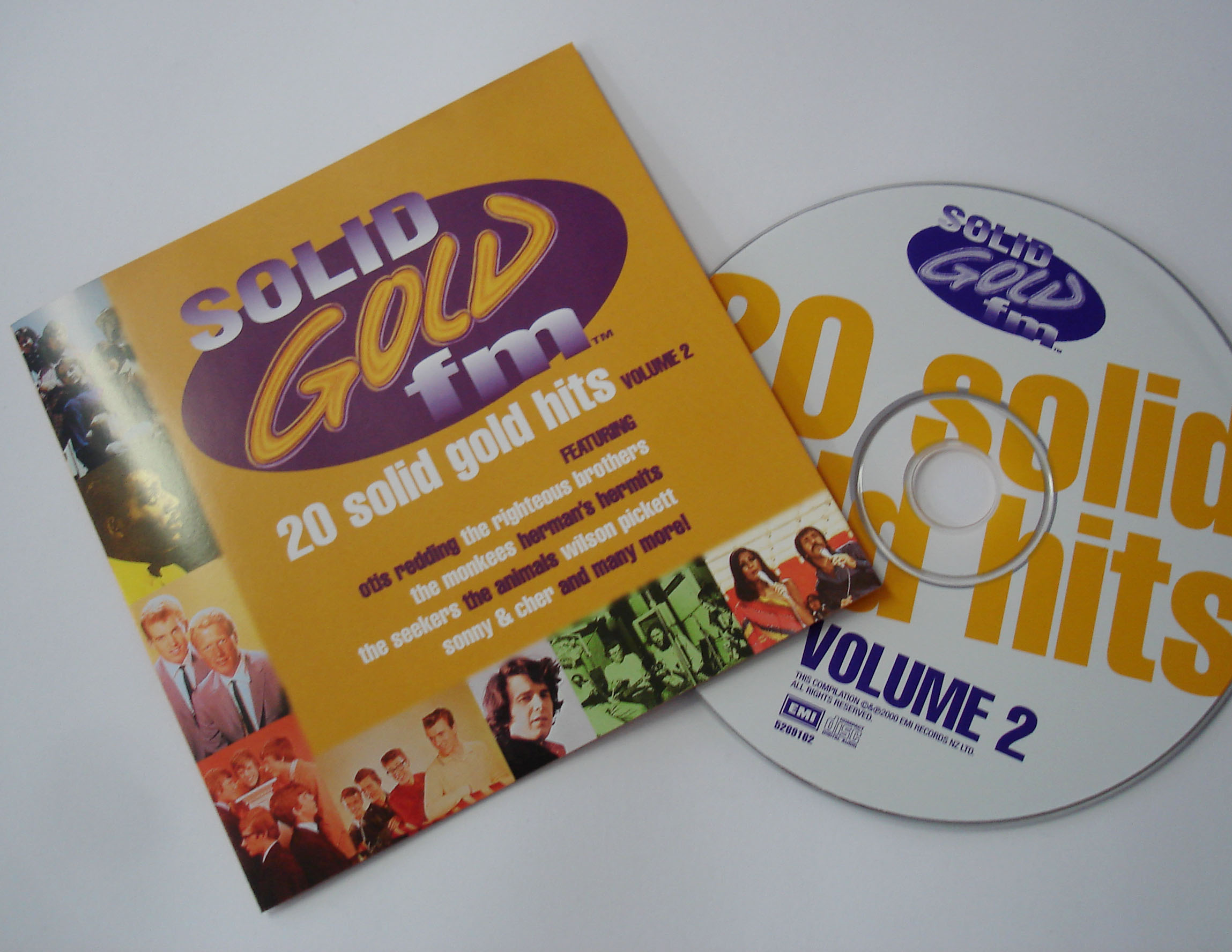 SOLID GOLD FM - 20 SOLID GOLD HITS VOLUME 2