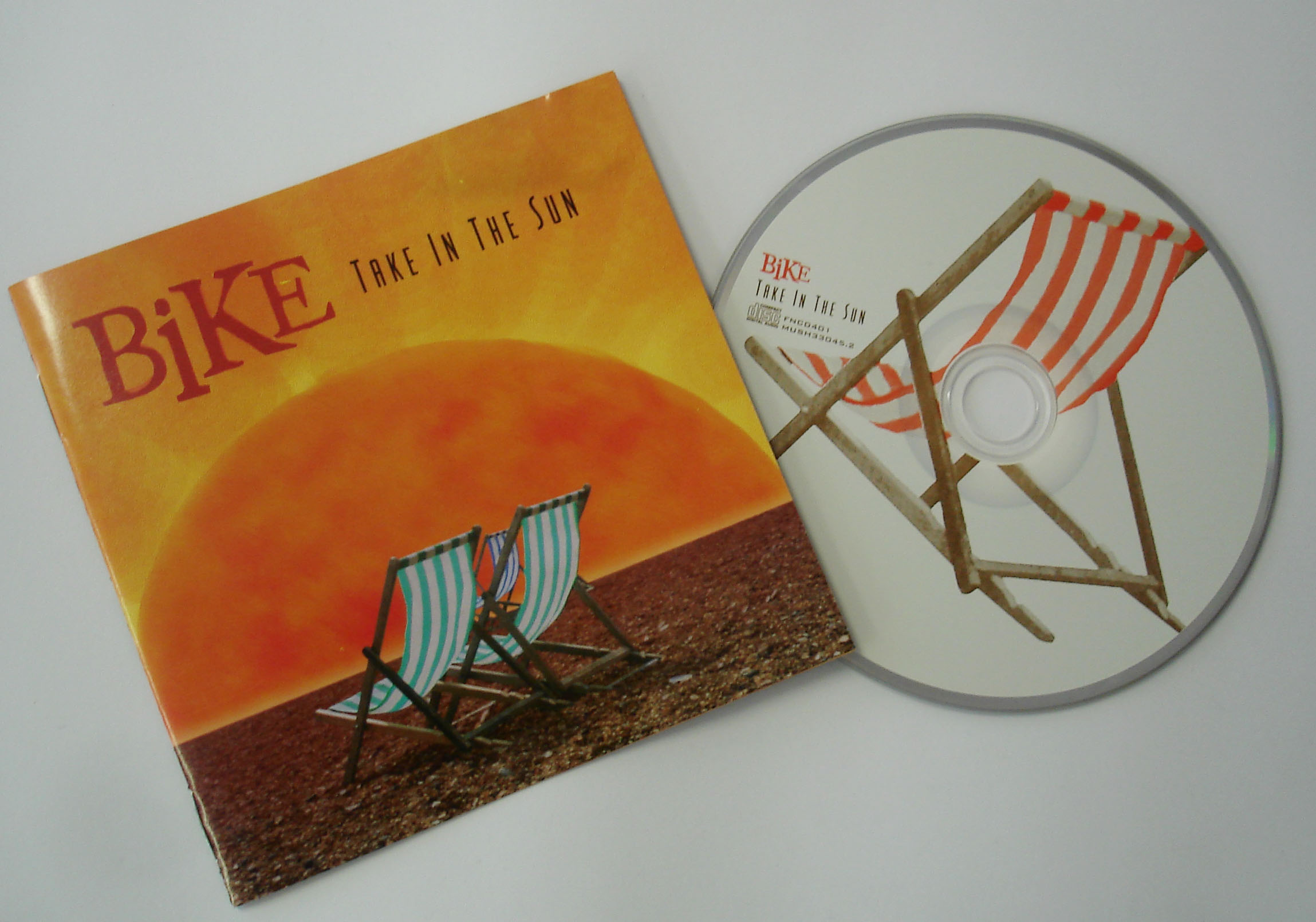 BIKE - TAKE IN THE SUN