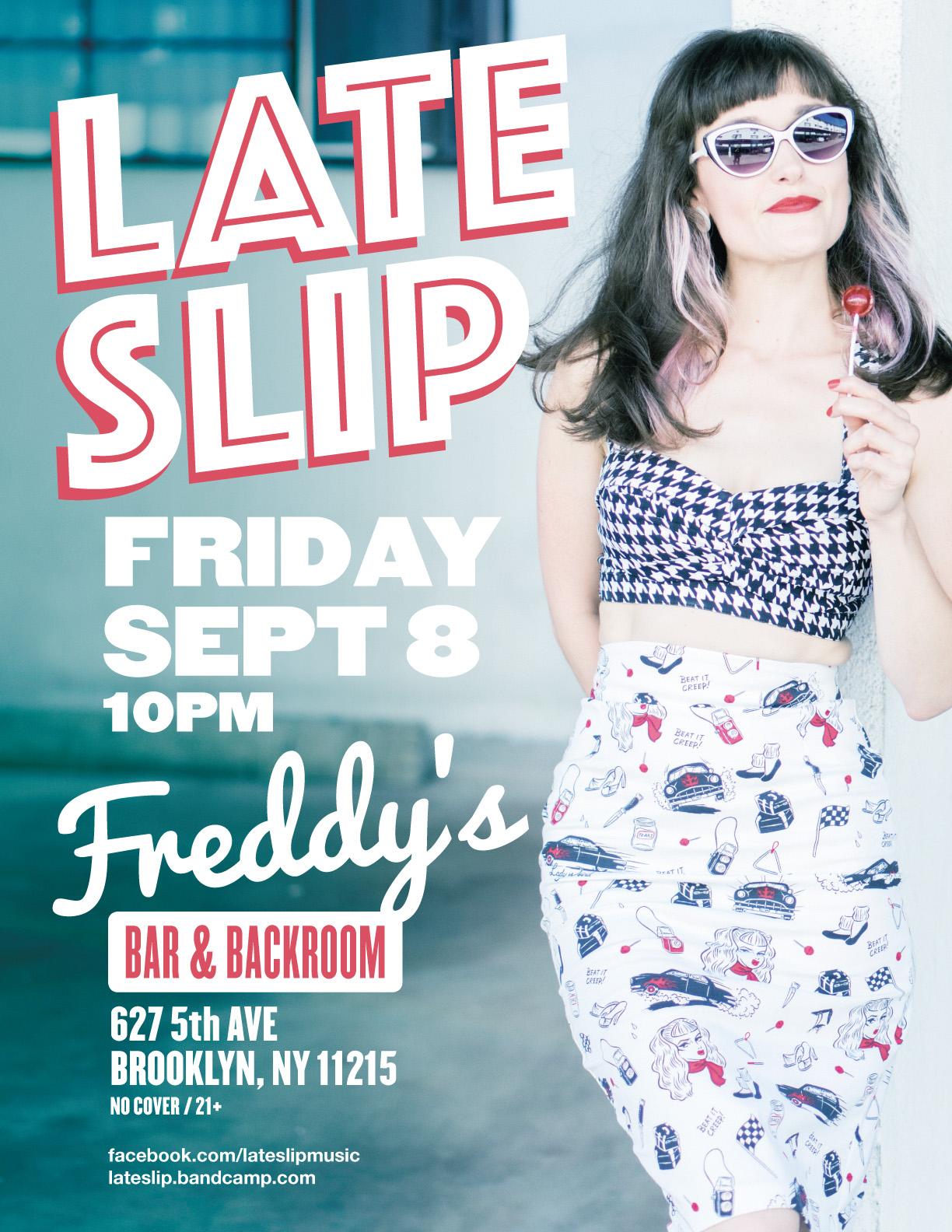 Late Slip Freddy's Poster.jpg