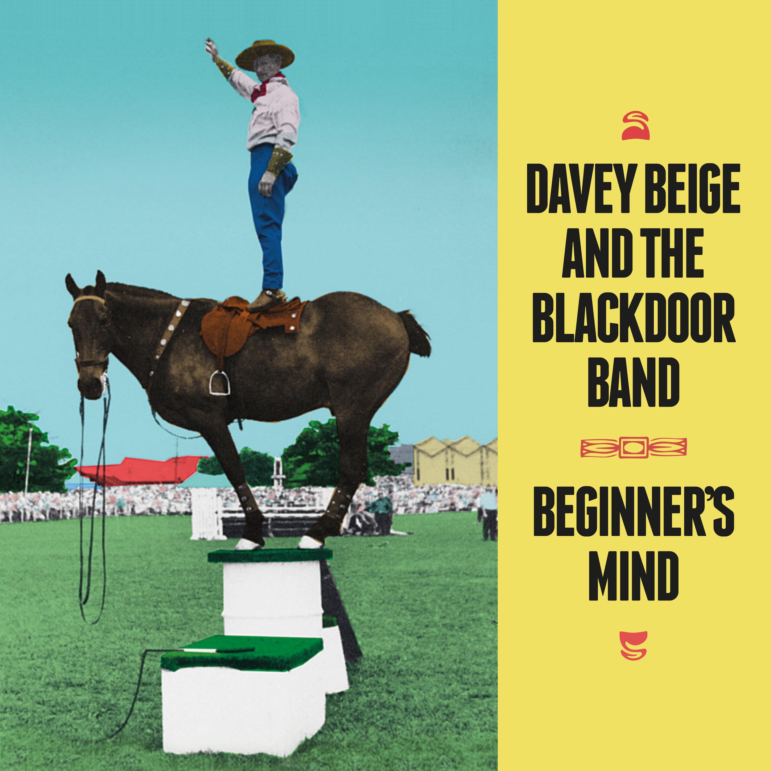 Davey Beige - Beginner's Mind Album