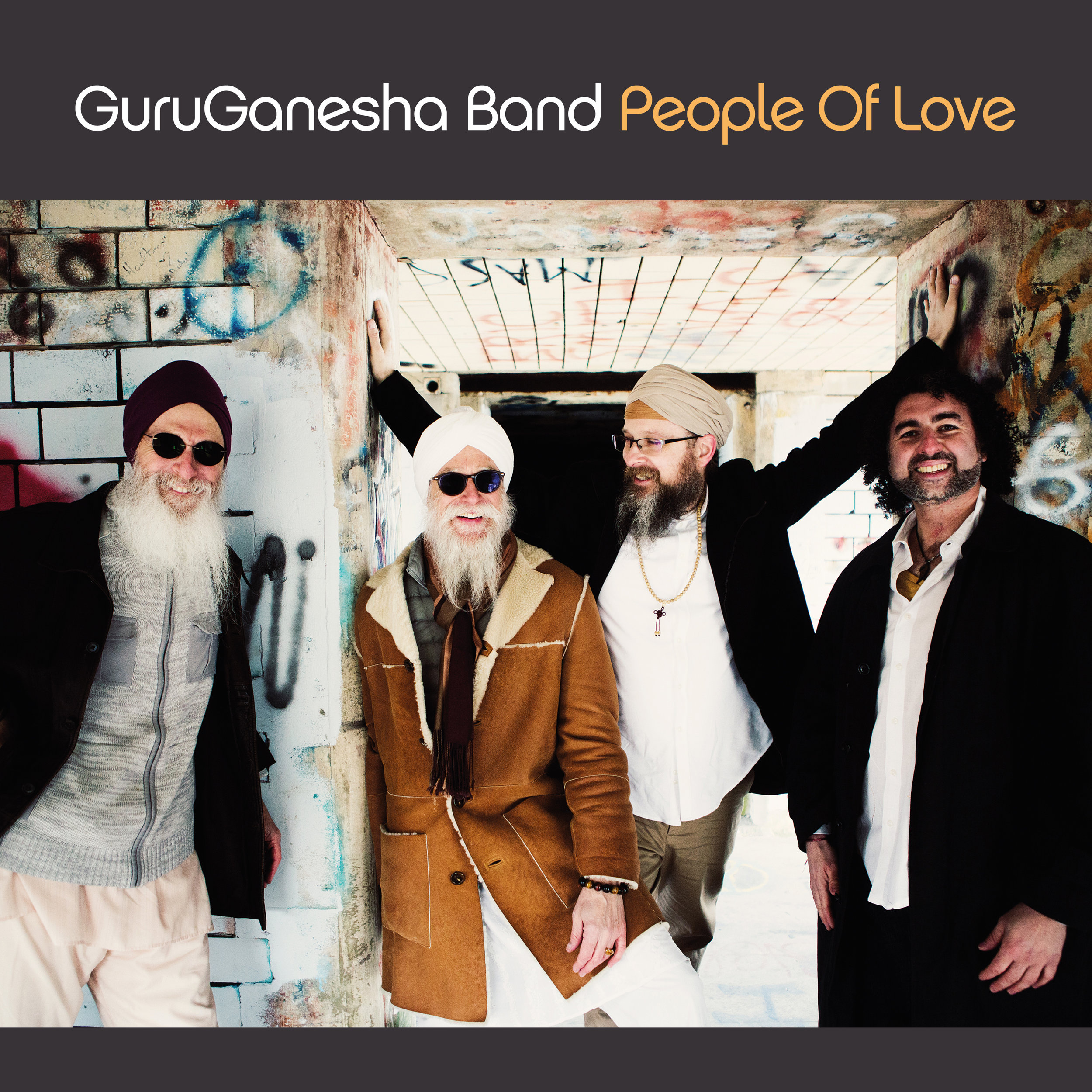 GuruGanesha Band - People of Love Album