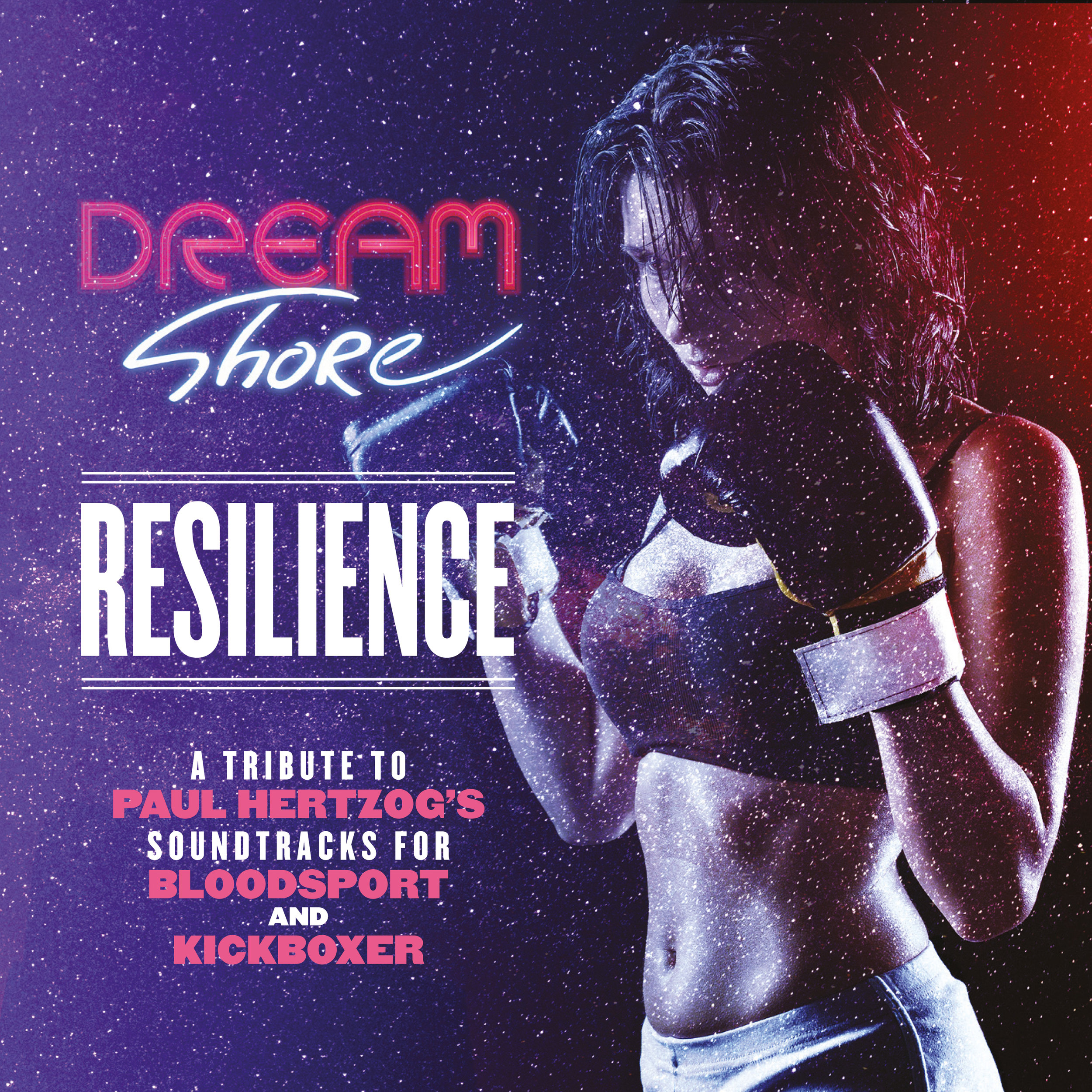"Dream Shore ""Resilience"" EP"