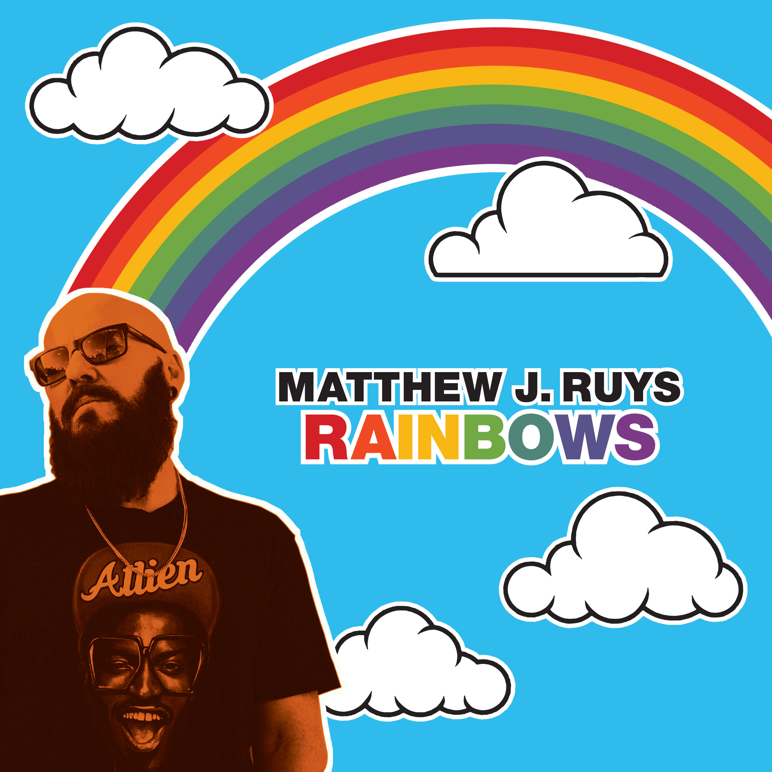 Matthew J. Ruys 'In Rainbows' Single