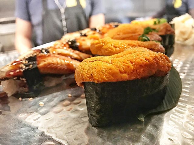 Taste of the ocean. #Uni #seaurchin • • • • #tastesbetterhere #eatingfortheinsta #eatfamous #sushigram #sushiart  #f52grams #igerschicago #foodiechats #nomchicago #theartofplating #foodstarz #chefstalk #fabfoodchicago #thekitchen #foodfeast #alwayshungrychi #topchicagorestaurants #thrillist #hertastylife #eattheworld #foodandwine #chicagobucketlist #dametravelerfoodie #midwestbloggers #calledtobecreative  #verilymoment #gatheredstyle #theeverydayproject