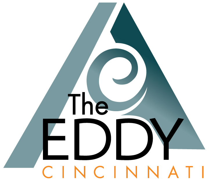 The Eddy Cincinnati Logo