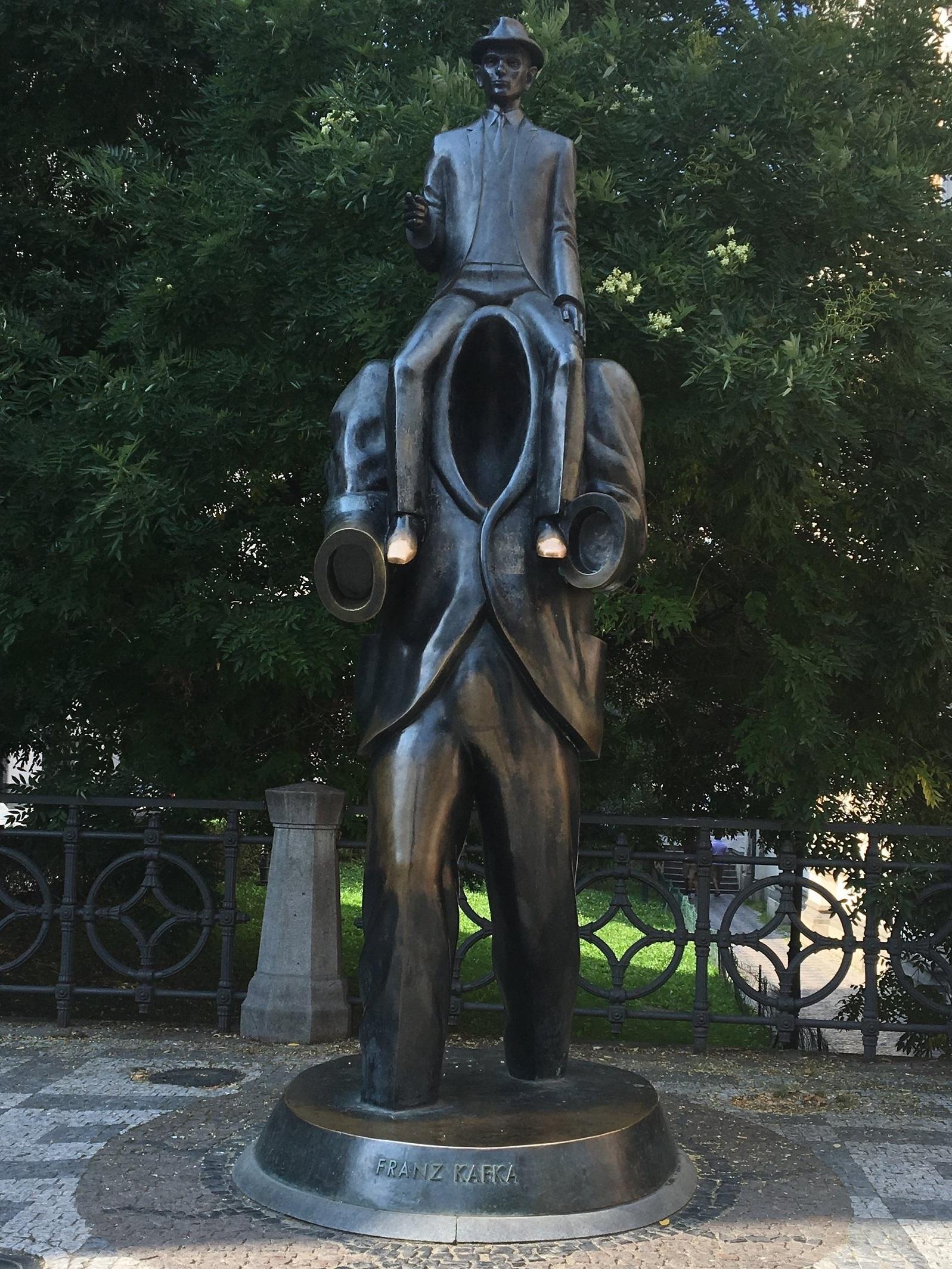 Kafka in Prague