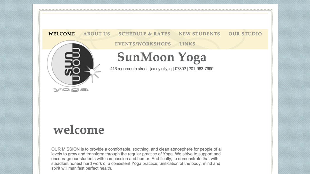 SunMoon Hot Yoga (Jersey City, Hudson County) Bikram Style (Traditional Hot Yoga), Vinyasa Yoga, Hot Vinyasa Yoga, Restorative Yoga, and more.