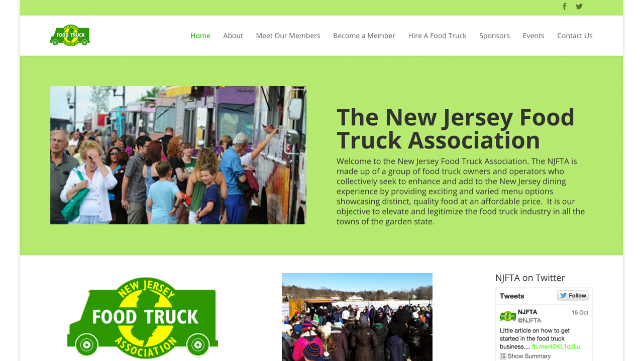 The New Jersey Food Truck Association