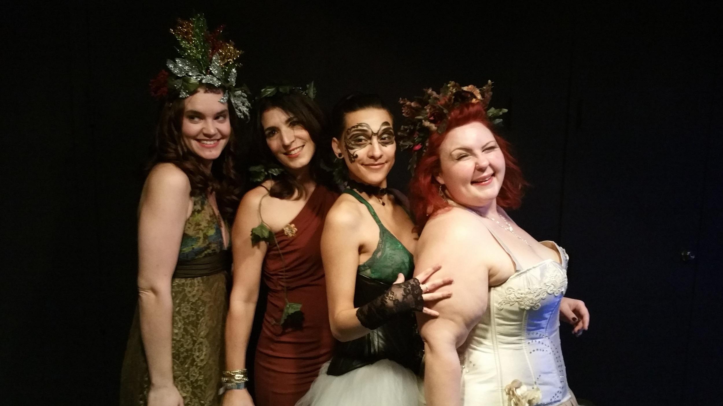 Vocal quartet  Cabaret Sauvignon