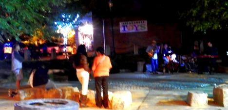 Image: Gregory Burrus - Courtney Sappington Band at Spiotta Park, South Orange, NJ