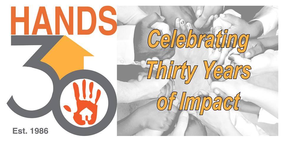 HANDS 30 Celebrating Thirty Years of Impact