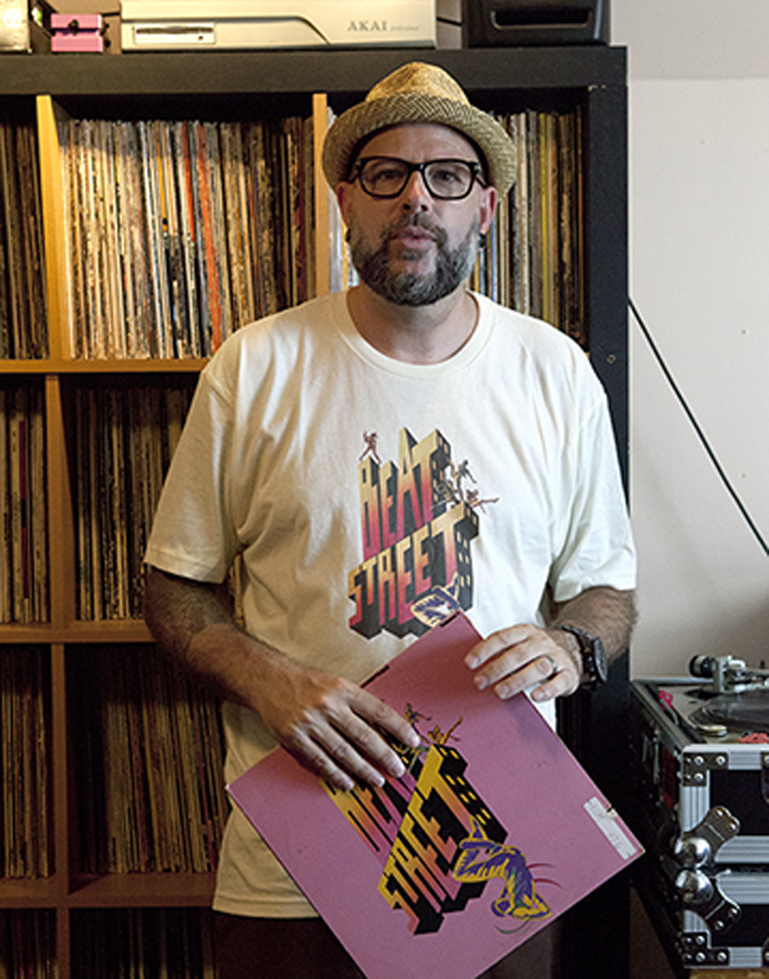 Jamison Harvey a.k.a. DJ Prestige