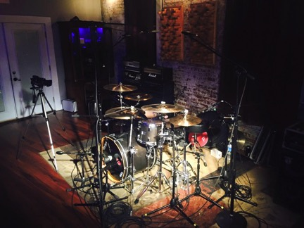 Blue Light Digital Sound  Studio – Photo Courtesy of Blue Light Digital Sound Studios Facebook page )