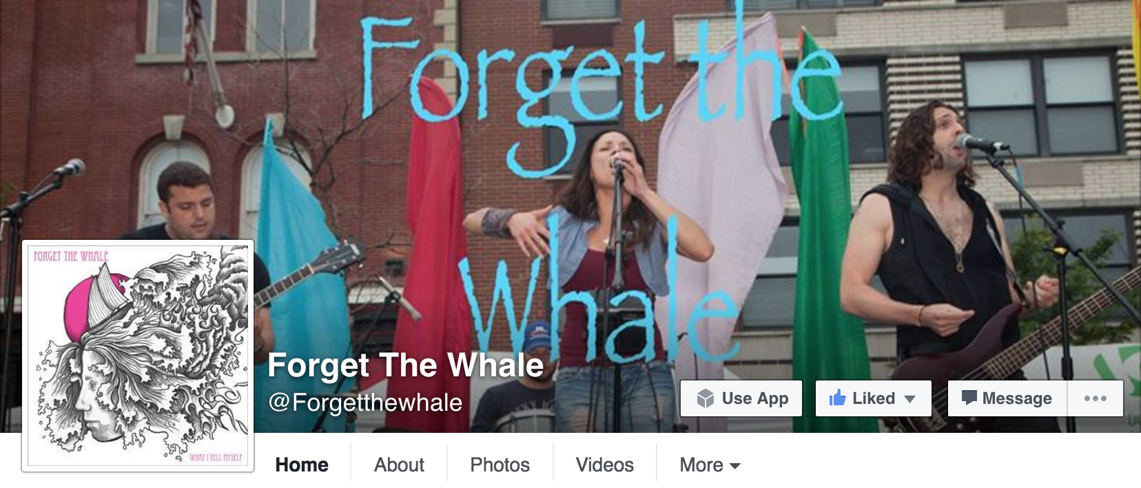 facebook.com/Forgetthewhale