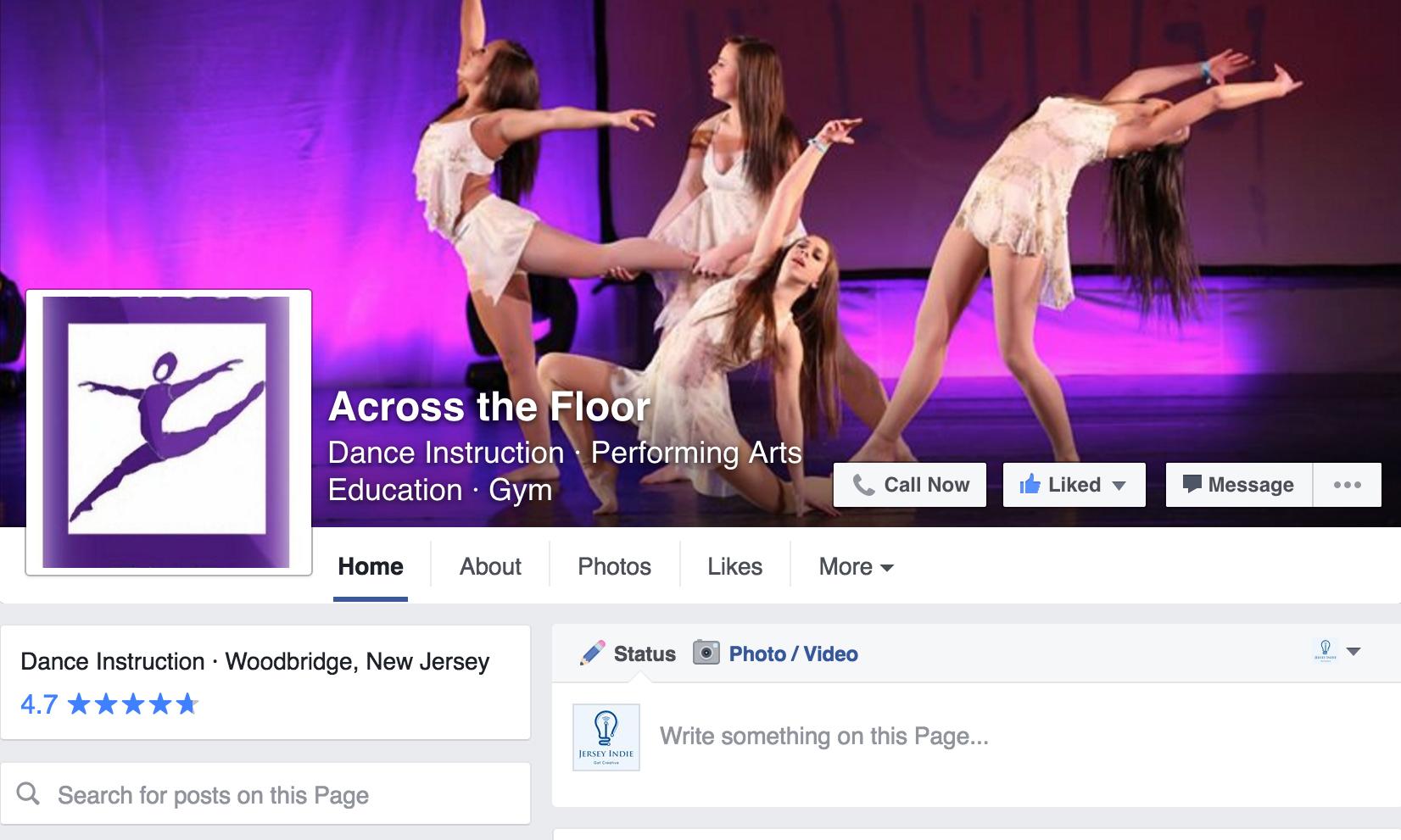 facebook.com/Across-the-Floor