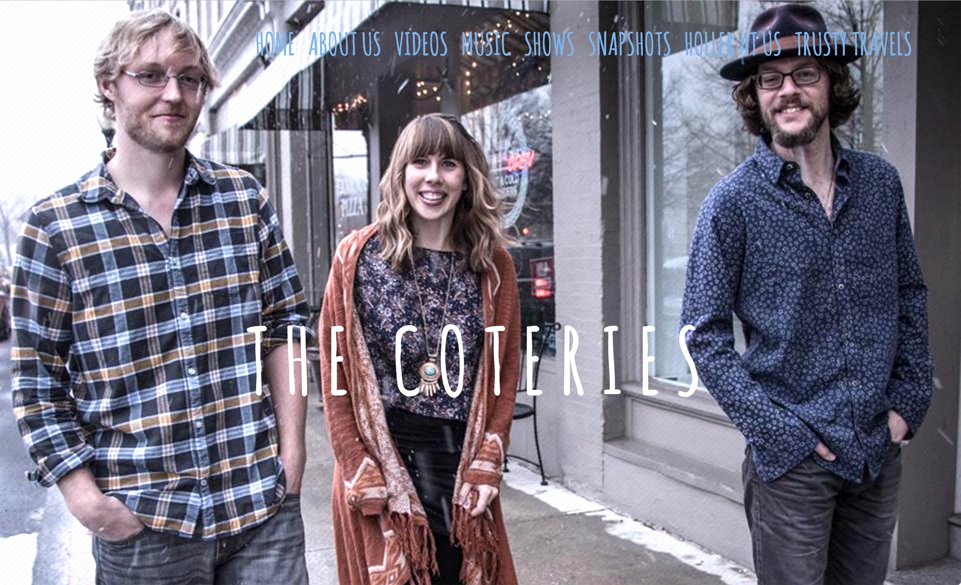 Featured Page: The Coteries