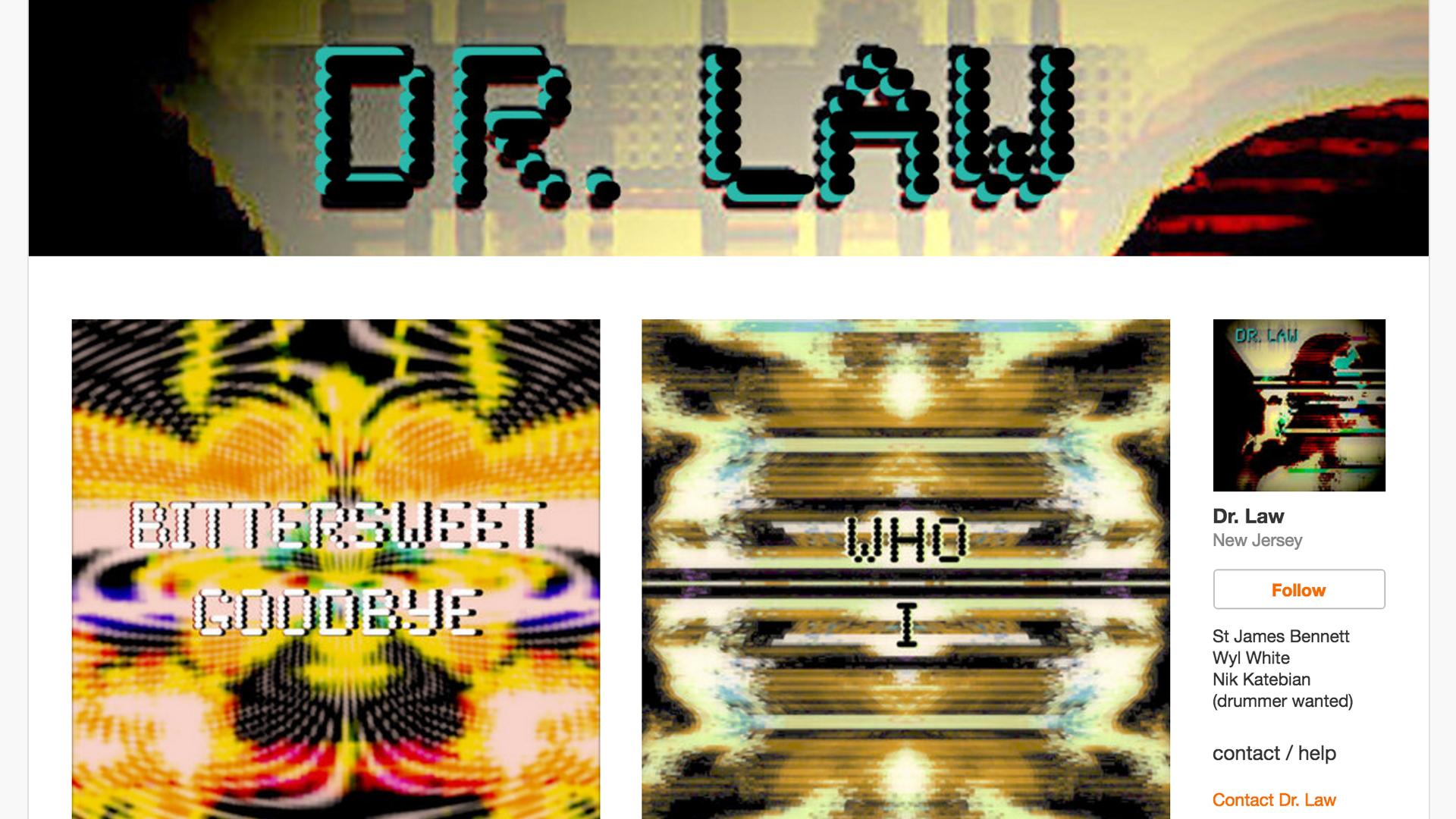 drlaw.bandcamp.com