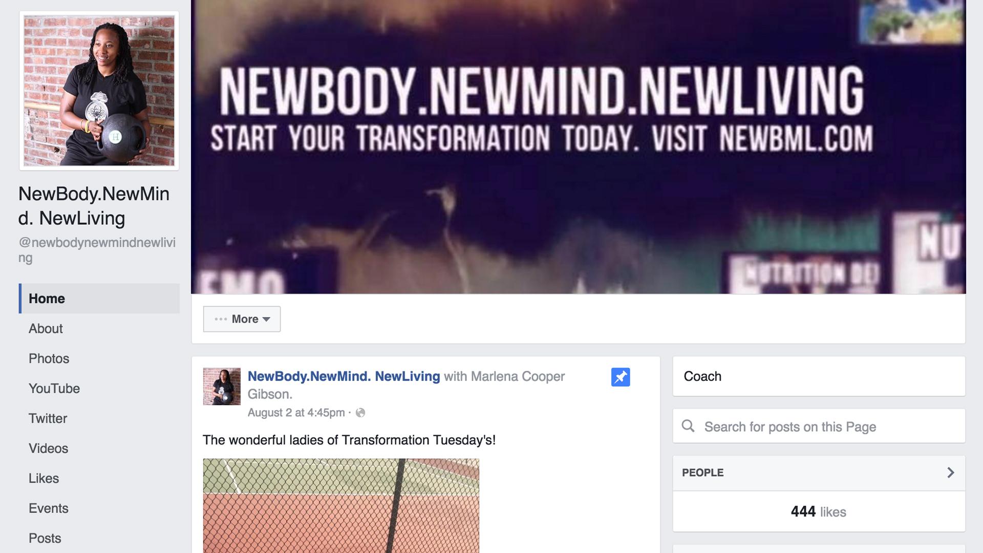 https://www.facebook.com/newbodynewmindnewliving