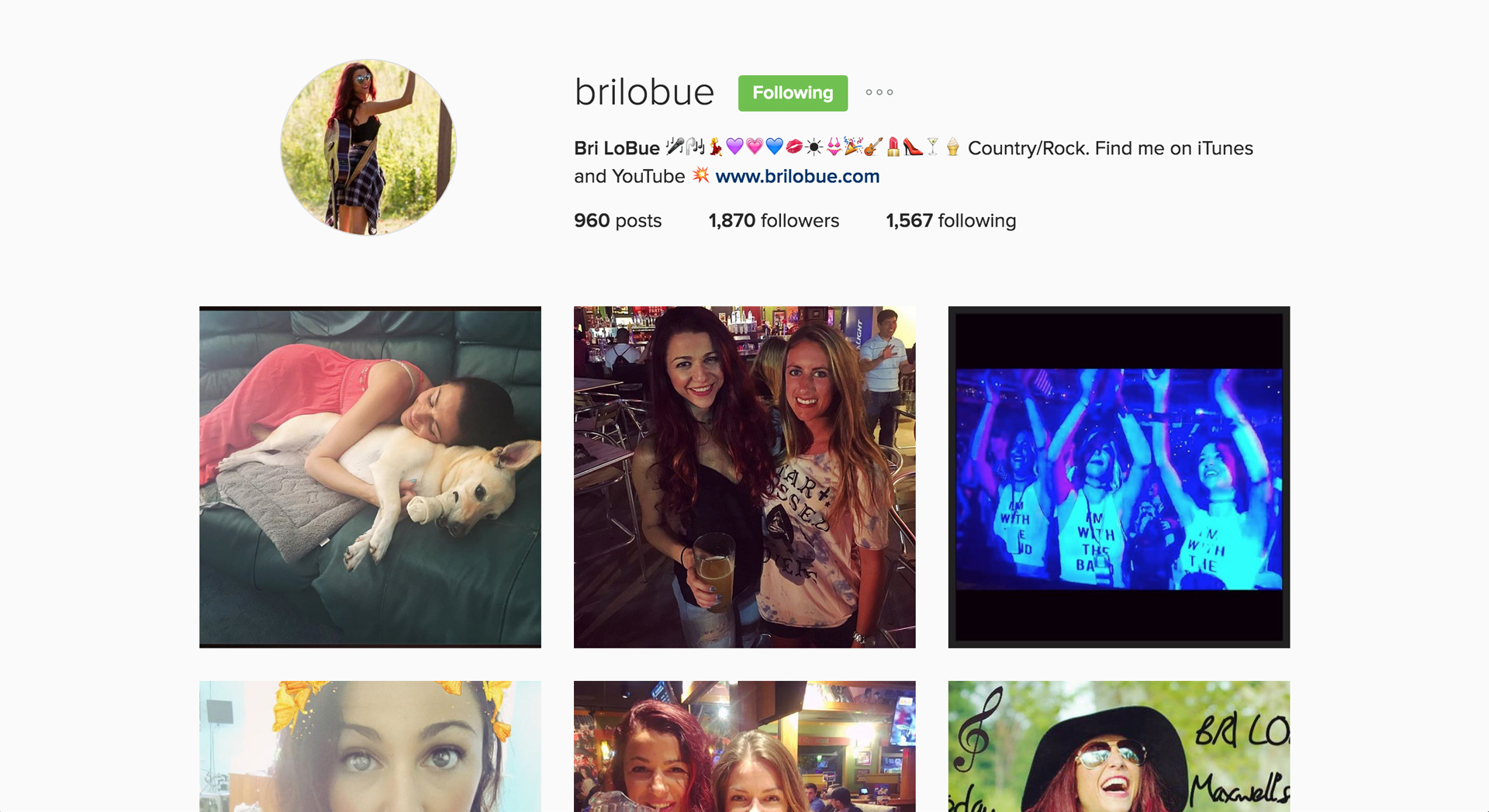 Instagram.com/brilobue